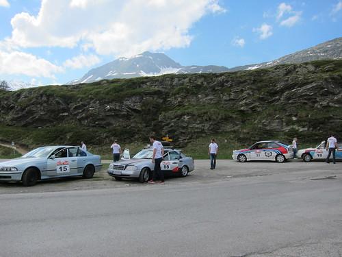 Tag 1 - Simplon Pass