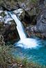 Cascata in Val Vertova (mauro.cagna) Tags: nikon sigma art valvertova cascate acqua azzurro inverno
