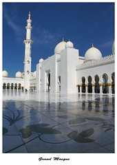 Grand mosque (Andy Coe) Tags: abudhabi abu dhabi grand mosque sheikh zayed middle east largest building inside outside forecourt