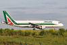 I-BIKO  CDG (airlines470) Tags: ibiko a320 msn 1168 alitalia cdg airport a320200 a320214