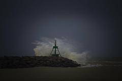 No. 1103 Anno tempestatis (H-L-Andersen) Tags: hlandersen hirtshals storm wavebreaker wave harsh denmark 6d canoneos6d water rough splash cold outdoor outside nature landoflight landscape seascape seabeacon