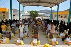 Food Aid for families in Aden (Ummah Welfare Trust) Tags: yemen taiz aden poverty war hunger children aid islam muslims