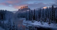 Castle Mountain, Banff 2016 (Gord McKenna) Tags: gordmckenna gord mckenna lake louise international oil sands tailings conference iostc rockies canada canadian alberta banff national park uofa bgc