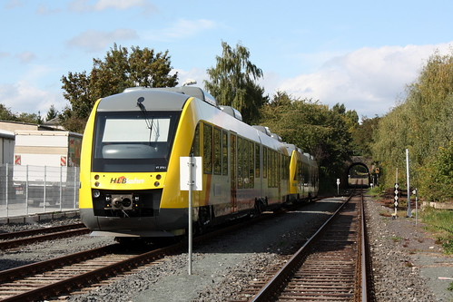 HLB: VT 273 in Butzbach-Ost
