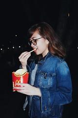 Junk food series (Mykodakstory365) Tags: junk fastfood mcdonalds fries large