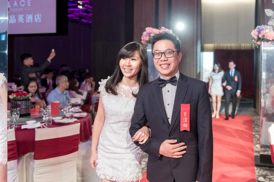 台南婚攝 晶英酒店 婚禮紀錄 C & Y 058