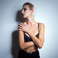 Emory (CameronNunez) Tags: people portrait studio beauty alienbee glamour fashion nude seminude