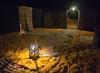 Lantern in Saharan Tented Camp (NYC Comets) Tags: morocco sahara lantern lamp africa night bedouin