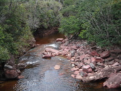 Salto Kawi Merú (Wguayana) Tags: venezuela bolívar gran sabana salto kawi nature río river lake lago rock roca