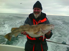 "Andy Sheader's 14lb 4oz Cod 07.01.17 • <a style=""font-size:0.8em;"" href=""http://www.flickr.com/photos/113772263@N05/31967190560/"" target=""_blank"">View on Flickr</a>"