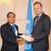 Presentation of credentials: Lao People's Democratic Republic