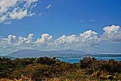 Coastline (Carlos A. Aviles) Tags: 20172912lascasitasvillage consquistador sea atlantic atlantico fajardo puertorico skycieloazulbluepanoramapanoramicclouds nubes