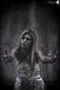 Presence (TsukiUsagi Photo) Tags: valentina baldin sabrina generelli tsuki usagi photo castello castle vogogna wedding dress vestito sposa ghost fantasma presence presenza spirito girl ragazza donna woman blonde bionda dark darkness scuro oscurità buio night notte