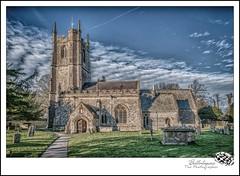 Avebury Church (Bilbo togins) Tags: fuji hdr churches 16mm wiltshire avebury