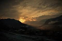 light (ecordaphoto) Tags: sunset tramonto nature nikon d5100 dx neve snow