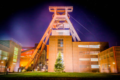 Zollverein @ night (Mariusjtz) Tags: zeche zollverein essen germany nice look city industrial love like old history industry installation lightinstallation light lightroom lights art artoftheday artwork adobe architektur langzeitbelichtung long longexposure longexposurephotography everyday bunt bulb bokeh baum canon colorful color colours camera design eos 1100d exposure explore flickrtravelaward hdr high house instagram objektiv leuchten museum outdoor picture photooftheday pictureoftheday photography photoshop pic photo rust romantic sky tree uploaded:by=instagram vintage
