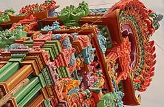 Trichy Ranganathaswamy Temple 115 (David OMalley) Tags: india indian tamil nadu subcontinent trichy sri ranganathaswamy temple srirangam thiruvarangam gopuram chola empire dynasty rajendra hindu hinduism unesco world heritage site ranganatha vishnu canon g7x mark ii canong7xmarkii