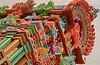Trichy Ranganathaswamy Temple 115 (David OMalley) Tags: india indian tamil nadu subcontinent trichy sri ranganathaswamy temple srirangam thiruvarangam gopuram chola empire dynasty rajendra hindu hinduism unesco world heritage site ranganatha vishnu canon g7x mark ii canong7xmarkii powershot canonpowershotg7xmarkii g7xmarkii