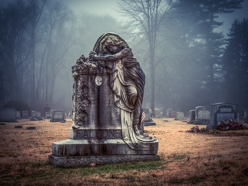 The World's Best Photos of graveyard and guardian - Flickr