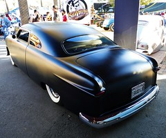 Ford Custom (bballchico) Tags: 1949 ford custom chopped 1baad49 saturdaydrivein grandnationalroadstershow gnrs2017 carshow