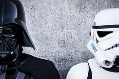 L'Empire contre la Crise (mictan) Tags: nikon d810 starwars darkvador dark vador darthvader darth vader stormtrooper crise fun funny