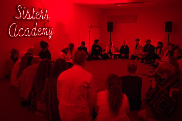 Sisters Academy #5 - The Takeover at Fremtidslinjen STU, Denmark