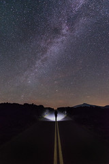 McKenzie Pass (Sandra Herber) Tags: longexposure night oregon stars astrophotography cascades milkyway mckenziepass