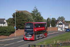 GAT_240 (Stuart's Transport) Tags: eclipse volvo gateshead wright gemini 47 dunston redkites 6118 b9tl nebuses bg15rnf