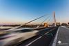 Tout va trop vite (photosenvrac) Tags: pont paysage loire nantes ville fleuve urbain suspendu sigma8mm ponttabarly thierryduchamp