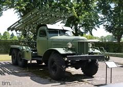 ZIL 157 BM-13 (TIMRAAB227) Tags: truck army camion zil rocketlauncher 157 lkw katyusha  bm13  157  bm13kajutscha katjutscha
