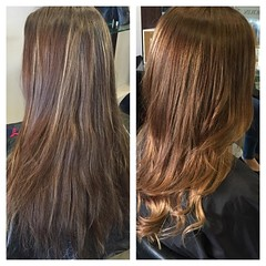 "#beforeandafter #softer #blended #colour #wellahair #wellaeducation #cutandcolor #cutandfinish @blush_haircardiff • <a style=""font-size:0.8em;"" href=""http://www.flickr.com/photos/119571362@N02/21429160083/"" target=""_blank"">View on Flickr</a>"