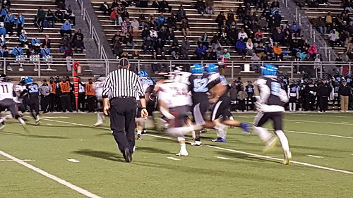"Woodland Hills vs. Upper St. Clair - Oct 2, 2015 • <a style=""font-size:0.8em;"" href=""http://www.flickr.com/photos/134567481@N04/21713778768/"" target=""_blank"">View on Flickr</a>"