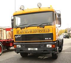 ERF EC 11 Working Vehicle J3RMX Frank Hilton 25102015 100 (Frank Hilton.) Tags: frankhilton25102015 fodenphotoserfphotos aecphotos scammellphotosatkinsonphotos bedfordphotos classictruckphoto sraredennisphotos