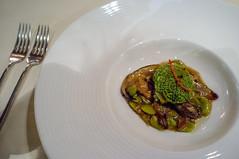 Pistachio-crusted Scallops (Premshree Pillai) Tags: food priska dinner restaurant croatia zagreb dubravkinput