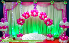 Birthday Decoration (greengrassjaffna) Tags: lunch buffet dinner function hall green grass grand palace wedding birthday party conference concert auditorium marriage reception engagement mandapam manavarai dj dance floor celebration decoration design get together baloon