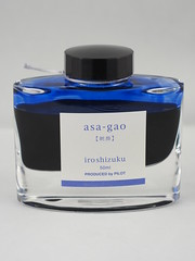 Pilot Iroshizuku Asa Gao - Close Up