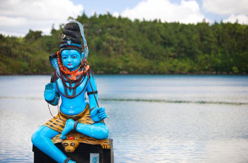 bức tượng thần Shiva