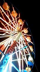 Roda Gigante (Rodrigo Schmiegelow) Tags: luzes litoral rodagigante