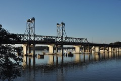 Ryde Bridge (highplains68) Tags: australia nsw newsouthwales aus rhodes meadowbank parramattariver rydebridge