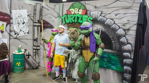 Stan Lee's Comikaze Expo Day 2