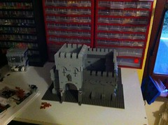 293_365_castle (olivgrau) Tags: castle lego moc day293 day293365 day658 365the2015edition 3652015 20oct15