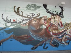 Nychos (hanneorla) Tags: de florida miami diego middle art wynwood school art nychos urban street district walls murals graffiti basel jos 2015 therawproject hanneorla josedediegomiddleschool wynwood