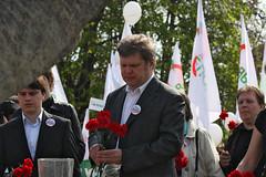 IMG_0564 (Бесплатный фотобанк) Tags: демонстрация митинг сергей митрохин первоемая 2010 праздник россия москва