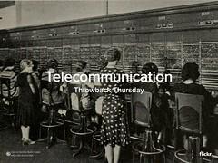 Anglų lietuvių žodynas. Žodis telecommunication reiškia 1) telekomunikacijos lietuviškai.