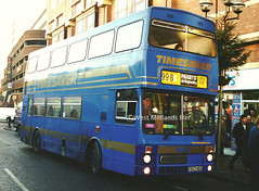 2923 (PB) D923 NDA (WMT2944) Tags: travel west midlands nda timesaver 2923 d923