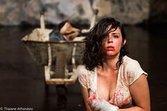 Titus Fria (Trezencena) (ThaianeAthansio) Tags: teatro pessoas arte amor shakespeare morte poesia unicamp fria heinermuller