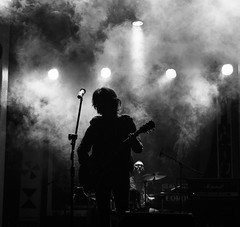 Kee Marcello, Legendary guitarist and Vocalist performing on the stage at hornbill Festival in Nagaland (prabir008) Tags: music india monochrome festival rock blackwhite concert outdoor culture photojournalism vocalist concertphotography guitarist hornbill nagaland musicjournalism hornbillfestival