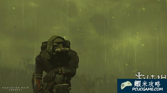 異塵餘生4 真實風暴-暴雨天氣特效MOD