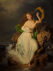 """The Harp of Erin"", Thomas Read, 1867 (Joey Hinton) Tags: olympus omd em1 cincinnati art museum mft m43 microfourthirds 1240mm f28"