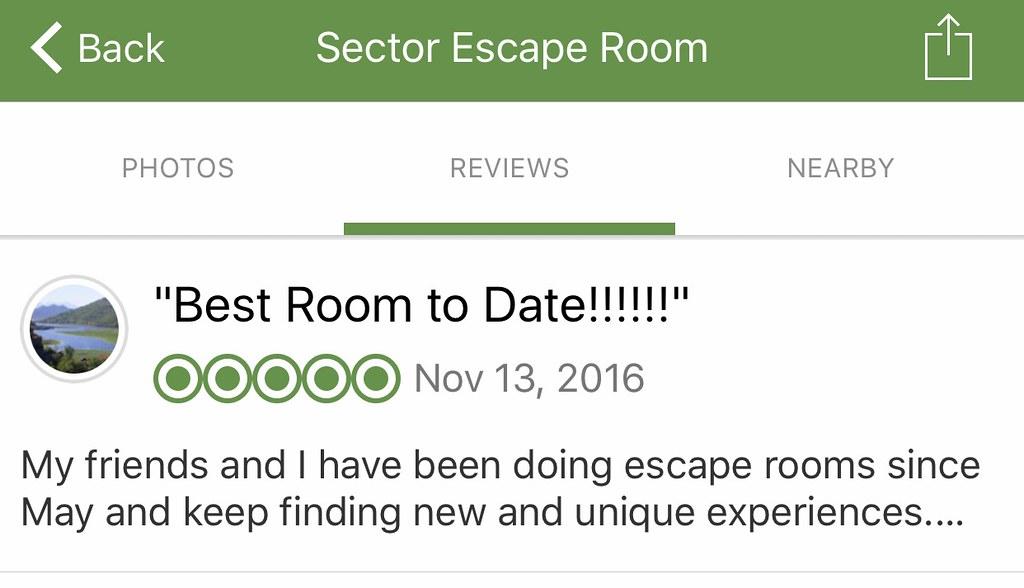 Dfw Escape Room Reviews